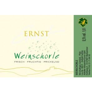 Weinschorle - weiß